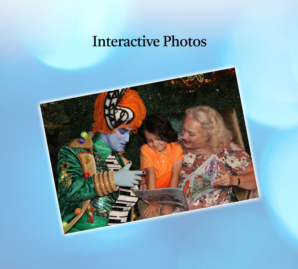 Book Character Interaction • News